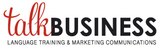 talk business - Logo